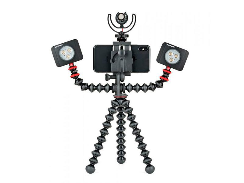 Фото - Штатив Joby GorillaPod Mobile Rig JB01533-BWW набор оснастки для 3k 5k joby gorillapod rig upgrade