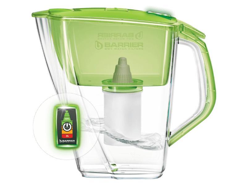 Купить Фильтр для воды Барьер Прайм Опти-Лайт Green Apple