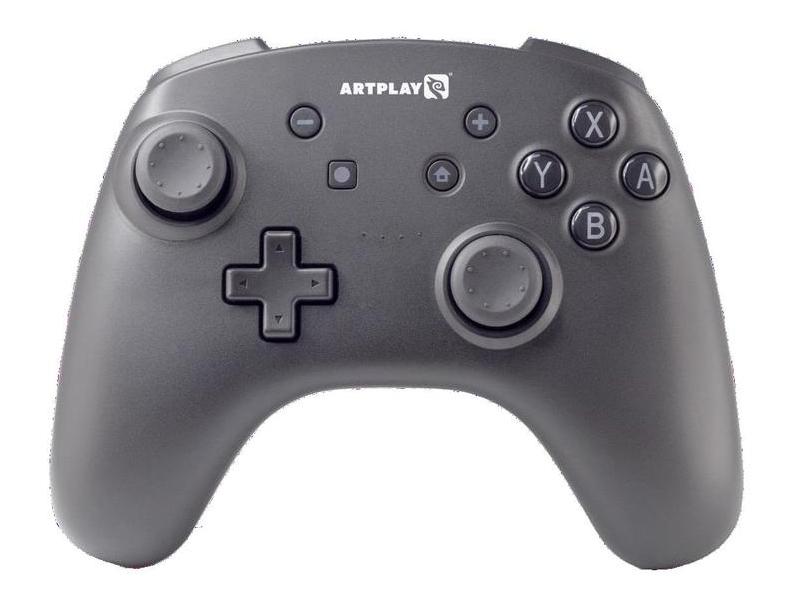 Геймпад Artplays NS-45 Black ACSWT30 для Nintendo Switch/PC