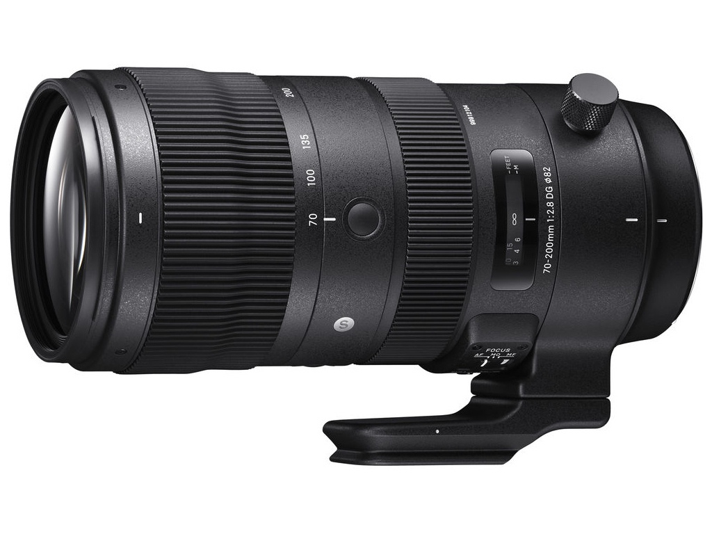 объектив fujifilm xf 56mm f 1 2 r Объектив Sigma 70-200mm f/2.8 DG OS HSM Sports Nikon F