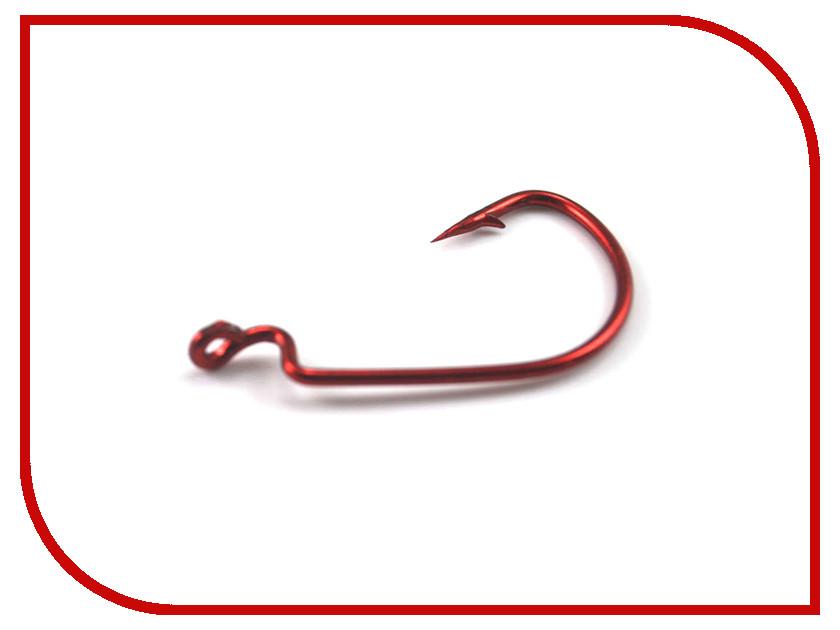 Купить Крючки Fanatik Офсетник №1/0 XL 4шт FO-3312R, FO-3312-1_0R