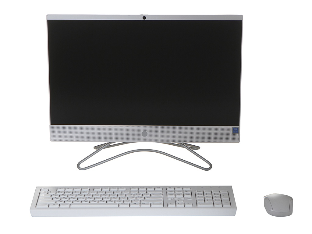 спот sp 017 imx sp 017 11 07 Моноблок HP 200 G3 AiO White 4YW19ES (Intel Pentium Silver J5005 1.5 GHz/4096Mb/128Gb SSD/No ODD/UHD Graphics 605/Wi-Fi/Bluetooth/Cam/21.5/1920x1080/DOS)