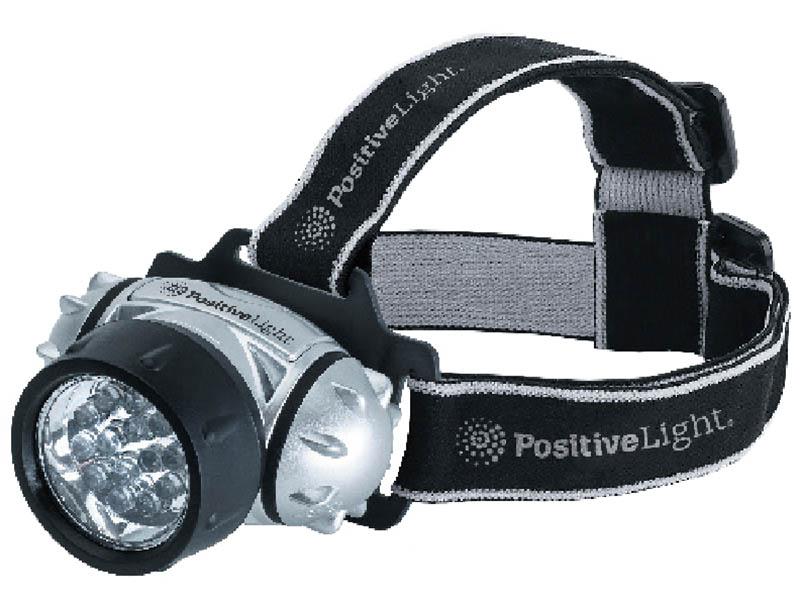 Фонарь Positive Plus Light Налобный 2 PP0502-0002  - купить со скидкой