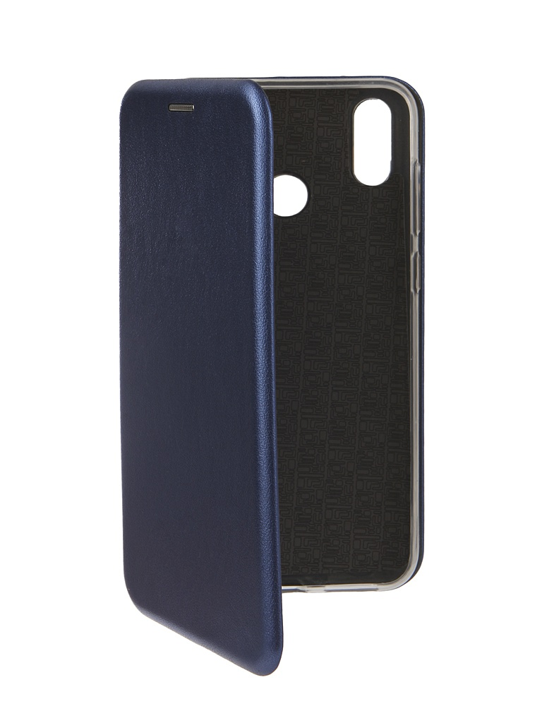 сотовый телефон asus zenfone max m2 zb633kl 64gb blue Аксессуар Чехол Neypo для ASUS ZenFone Max M2 ZB633KL Premium Blue NSB7011