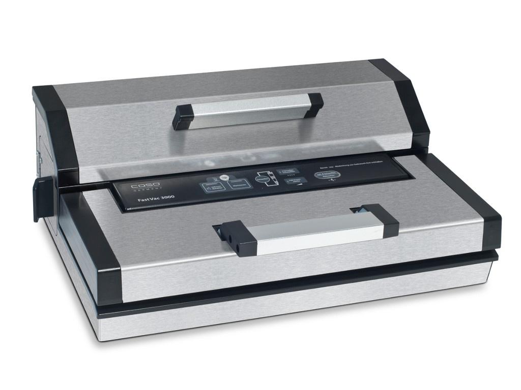 Фото - Вакуумный упаковщик Caso FastVAC 3000 вакуумный упаковщик caso fastvac 4008