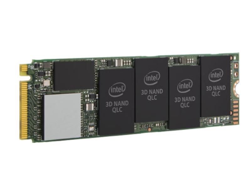 Твердотельный накопитель Intel SSD 660p Series 512Gb SSDPEKNW512G8X1