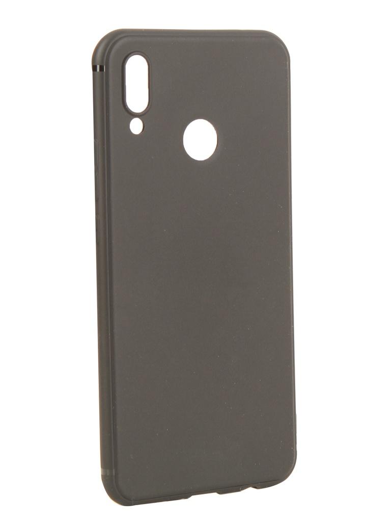 аксессуар чехол innovation для huawei nova 3 black 14275 Аксессуар Чехол Innovation для Huawei Nova 3i Black 14274