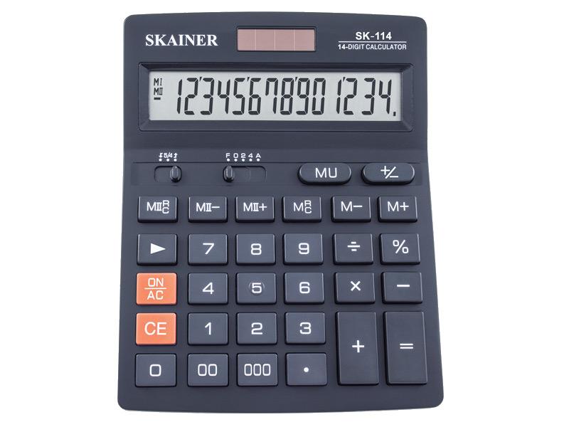 купить калькулятор citizen sdc 554s Калькулятор Skainer SK-114