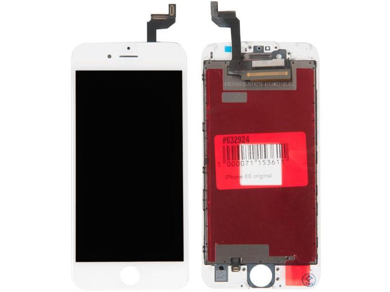 дисплей rocknparts zip для iphone 6s white 468608 Дисплей RocknParts для APPLE iPhone 6S White 632924