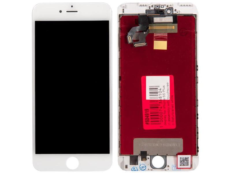 дисплей rocknparts zip для iphone 6s white 468608 Дисплей RocknParts для APPLE iPhone 6S Plus White 604919