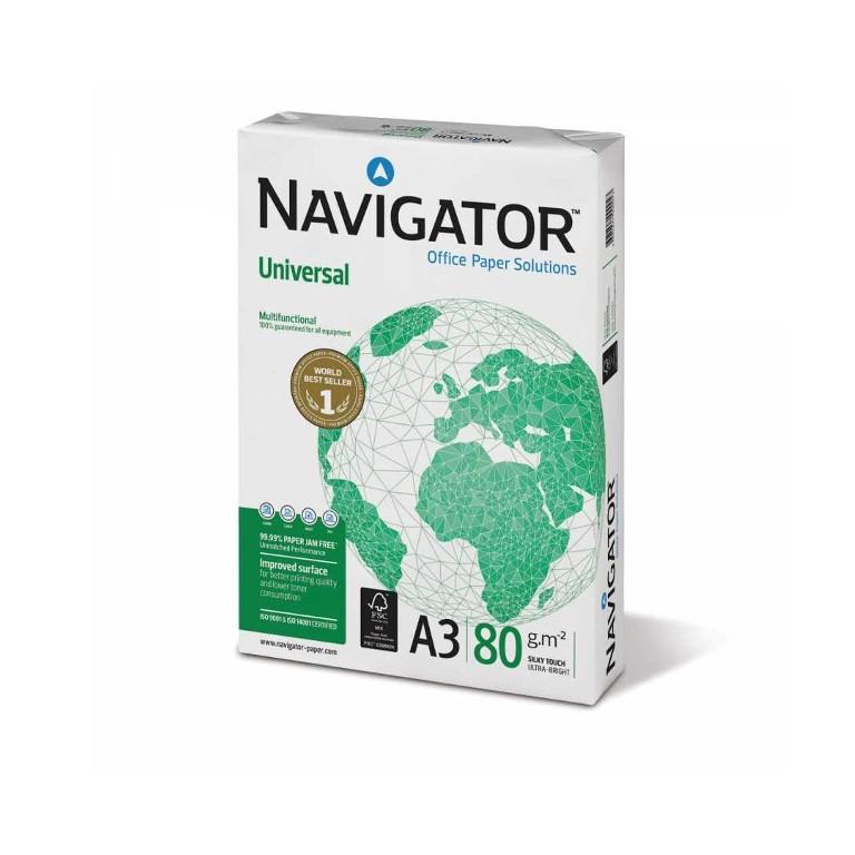 Бумага Navigator Paper Universal А3 80g/m2 500 листов