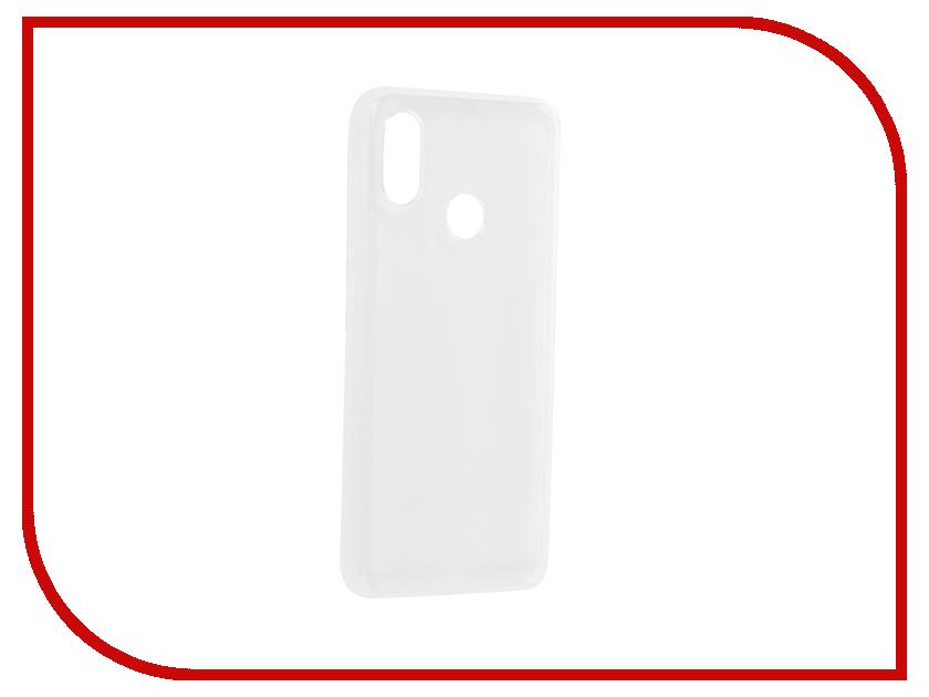 Купить Аксессуар Чехол для Xiaomi Mi 8 Brosco Silicone Transparent XM-MI8-TPU-TRANSPARENT