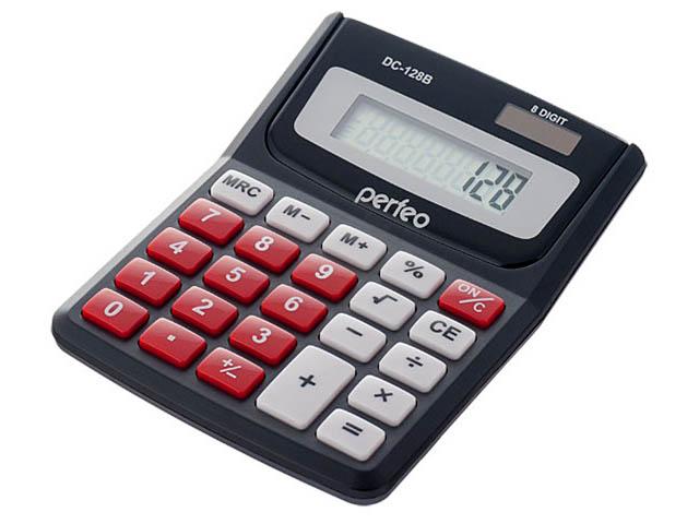 купить калькулятор citizen sdc 554s Калькулятор Perfeo Black PF_3285