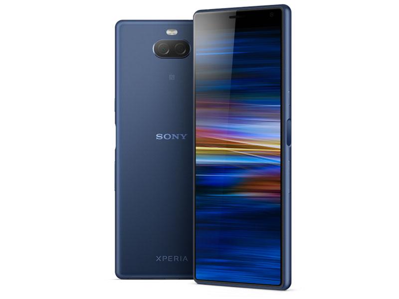 sony xperia z3 dual sim d6633 Сотовый телефон Sony Xperia 10 Dual 3/64GB Navy