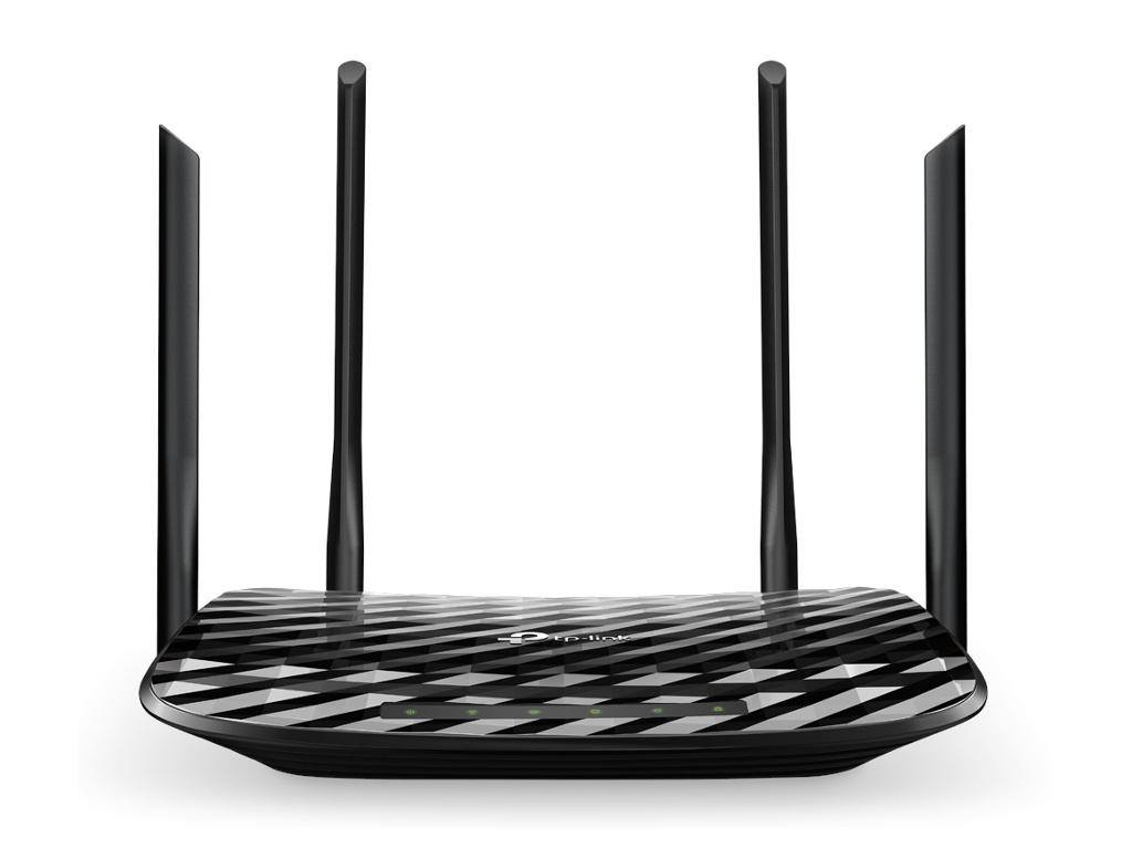 Фото - Wi-Fi роутер TP-LINK Archer A6 wi fi роутер tp link archer a6 черный