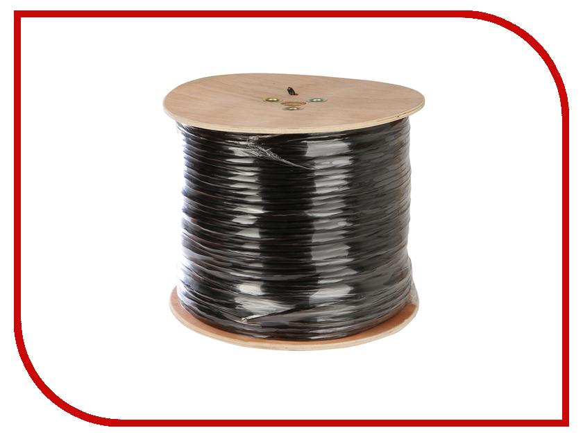Купить Сетевой кабель 5bites FTP / SOLID / 6CAT / CCAG / PE / BLACK / OUTDOOR / DRUM / 305M FS6570-305APE