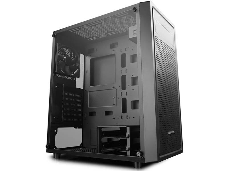 deepcool dukase v2 Корпус Deepcool E-Shield Black
