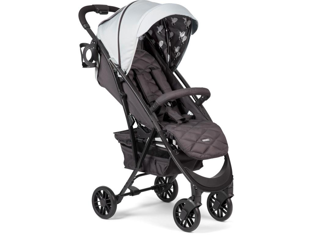 велоперчатки polednik baby р 5 grey pol baby 5 gre Коляска Happy Baby Eleganza V2 Light Grey 4690624028472