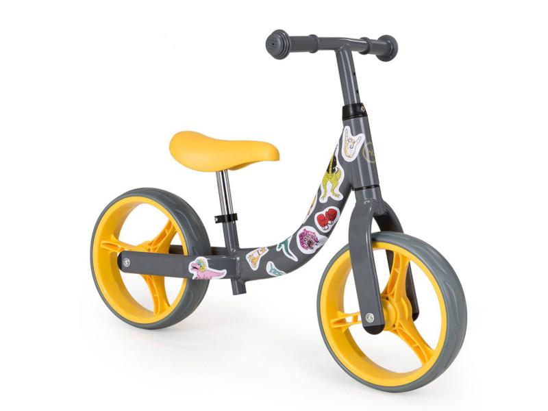 велоперчатки polednik baby р 5 grey pol baby 5 gre Беговел Happy Baby 50008 Wogo Grey 4690624029103