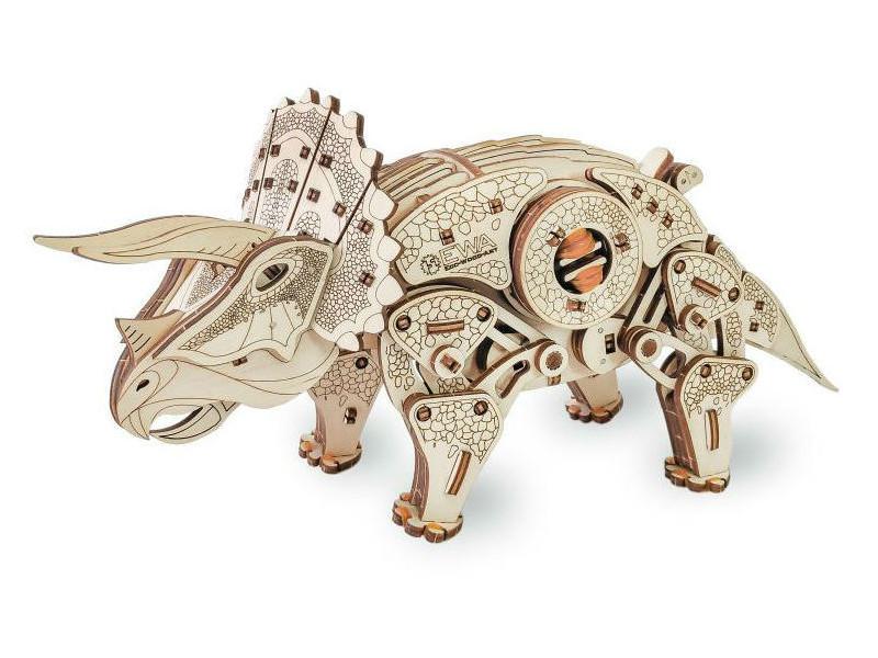 ямато линкор сборная модель Сборная модель EWA Triceratops