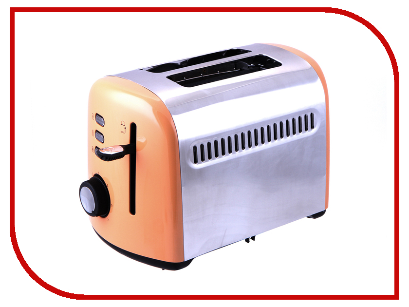 Купить Тостер Kitfort KT-2026-3 Orange