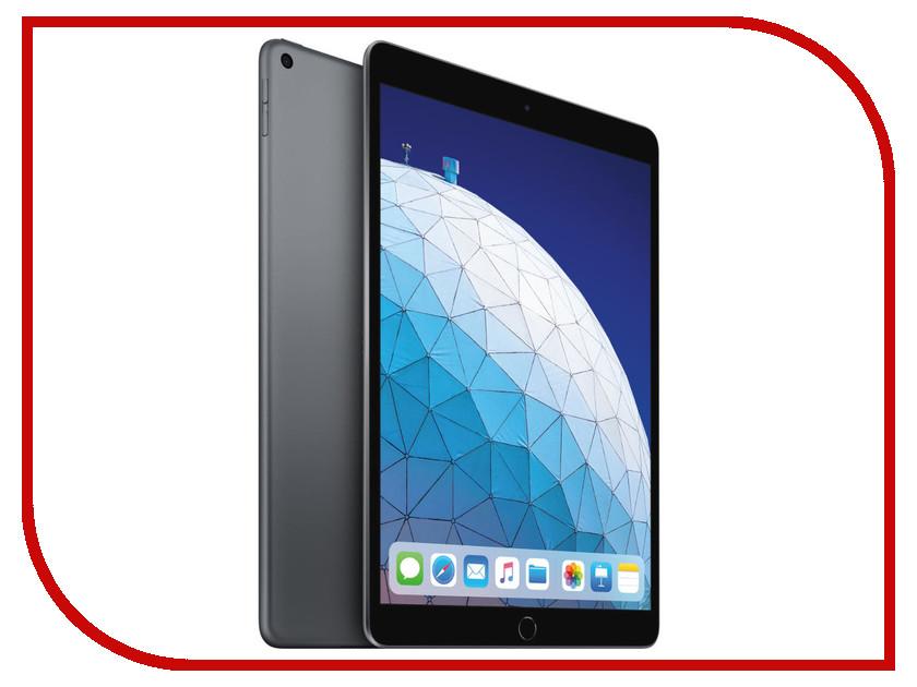 Купить Планшет APPLE iPadAir 10.5 256Gb Wi-Fi Space Grey MUUQ2RU/A