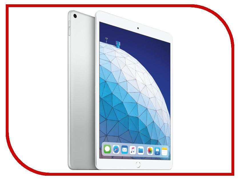 Купить Планшет APPLE iPadAir 10.5 256Gb Wi-Fi Silver MUUR2RU/A