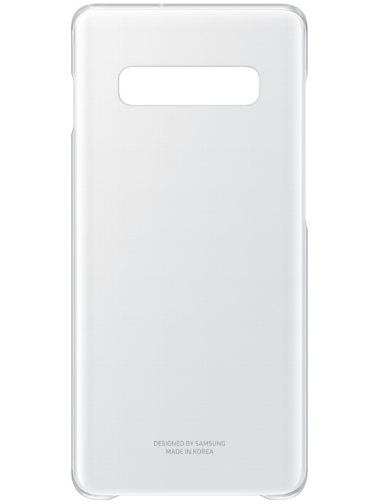 бра buddy 18293 03 30 Аксессуар Чехол Samsung EF-QG975 для Samsung Galaxy S10+ Transparent EF-QG975CTEGRU