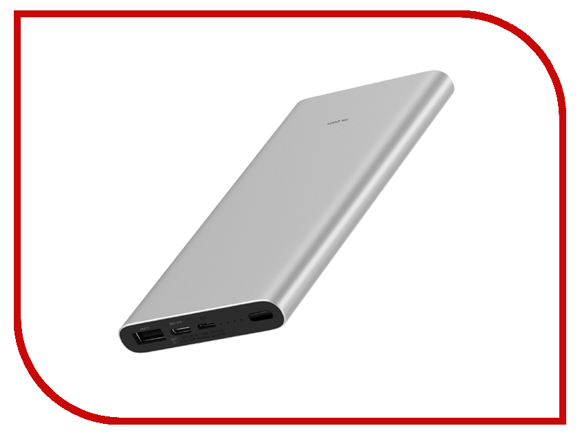 Купить Аккумулятор Xiaomi Mi Power Bank 3 10000mAh Silver