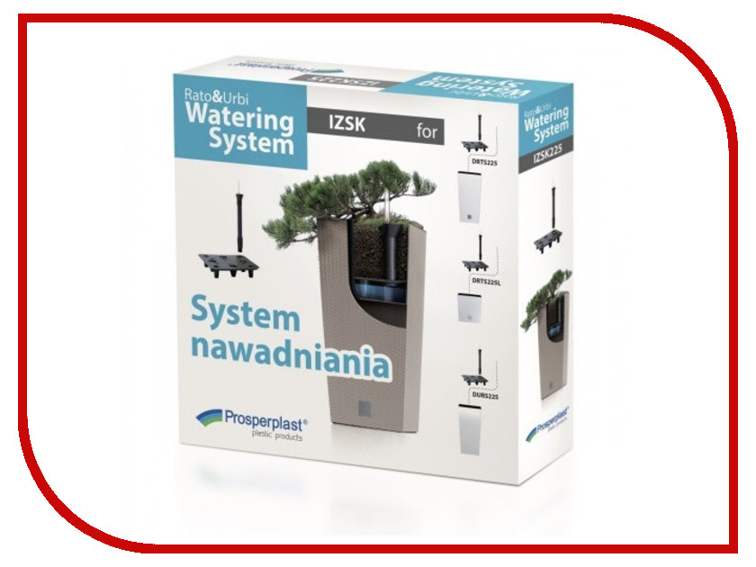 Купить Система корневого полива Prosperplast Rato & Urbi IZSK265, Польша