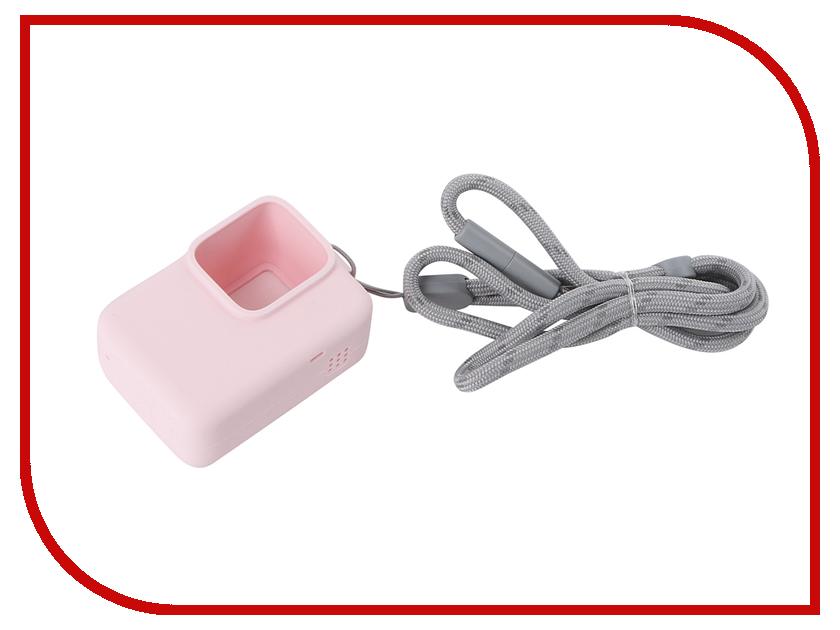 Купить Аксессуар GoPro Hero 5/6/7 Pink ACSST-004