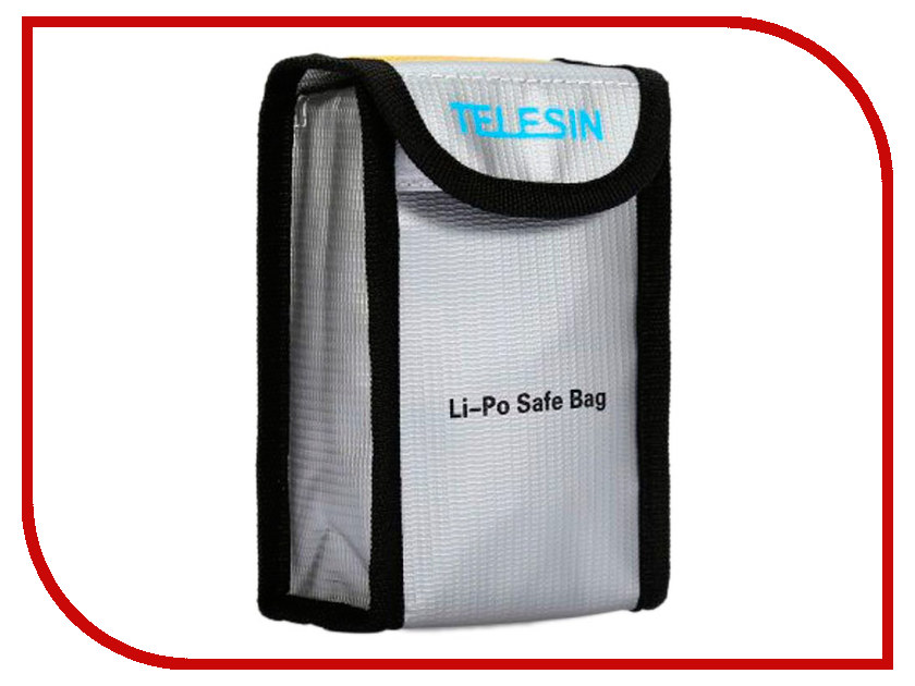 Купить Аксессуар RedLine RL802 - сумка несгораемая для литиевых аккумуляторов Mavic