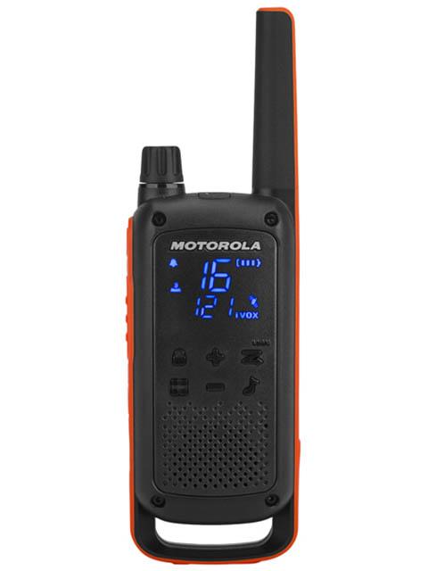 Фото - Рация Motorola Talkabout T82 комплект раций motorola talkabout t82 extreme 16кан до 10км компл 2шт аккум черный оранжевый mt1