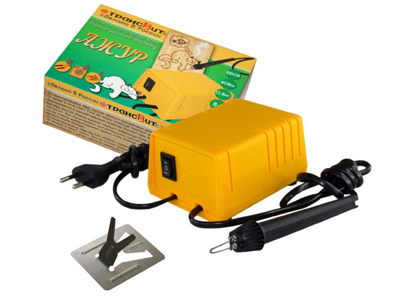 скарлетт аппарат для маникюра Аппарат для выжигания Трансвит Ажур