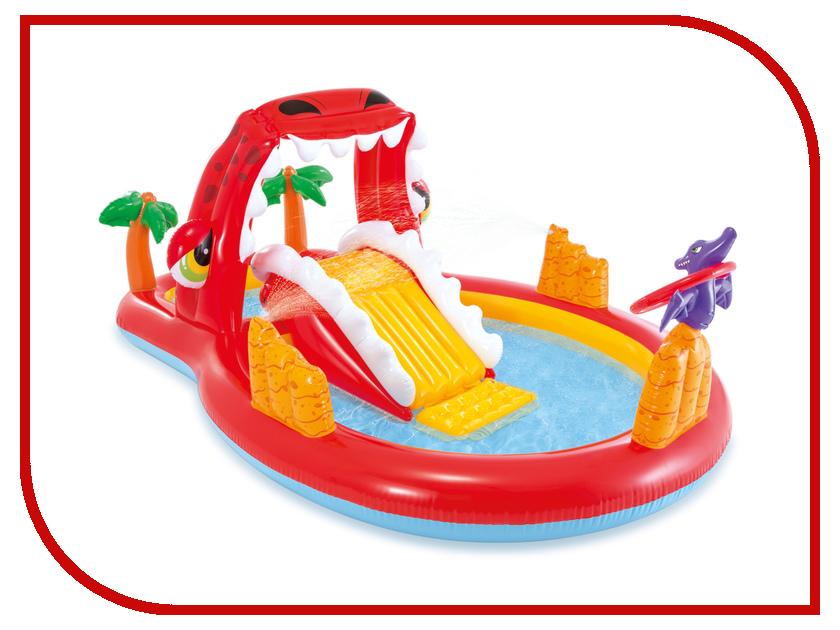Купить Игровой центр Intex Happy Dino 57160, Счастливый Дино