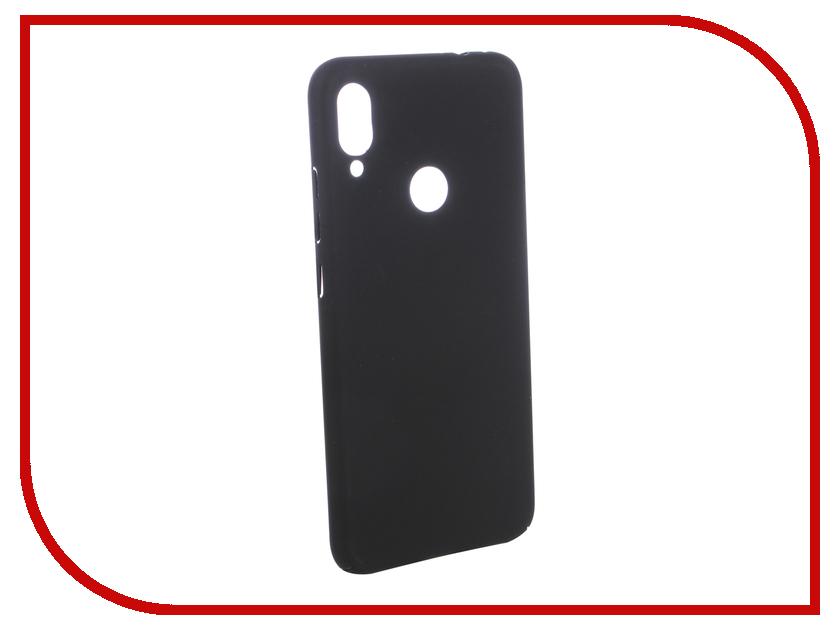 Купить Аксессуар Чехол для Xiaomi Redmi Note 7 Neypo Soft Touch Black ST11359
