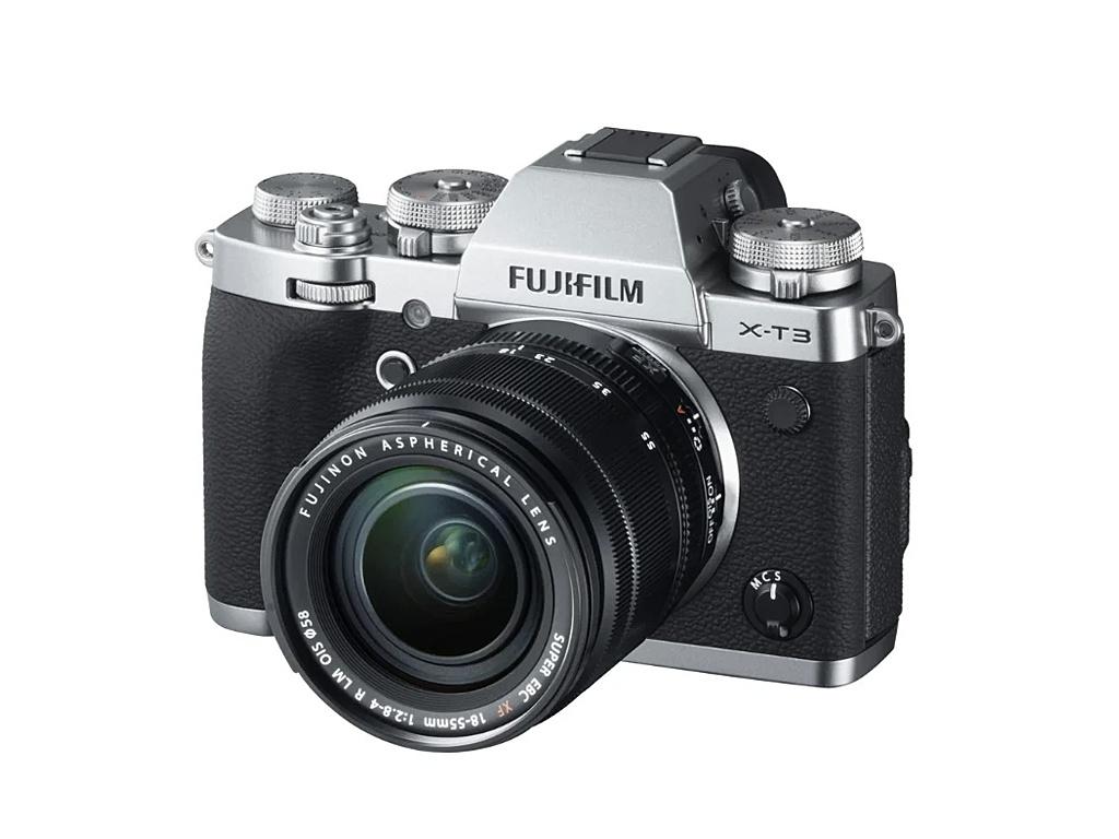 Фотоаппарат Fujifilm X-T3 Kit 18-55mm Silver