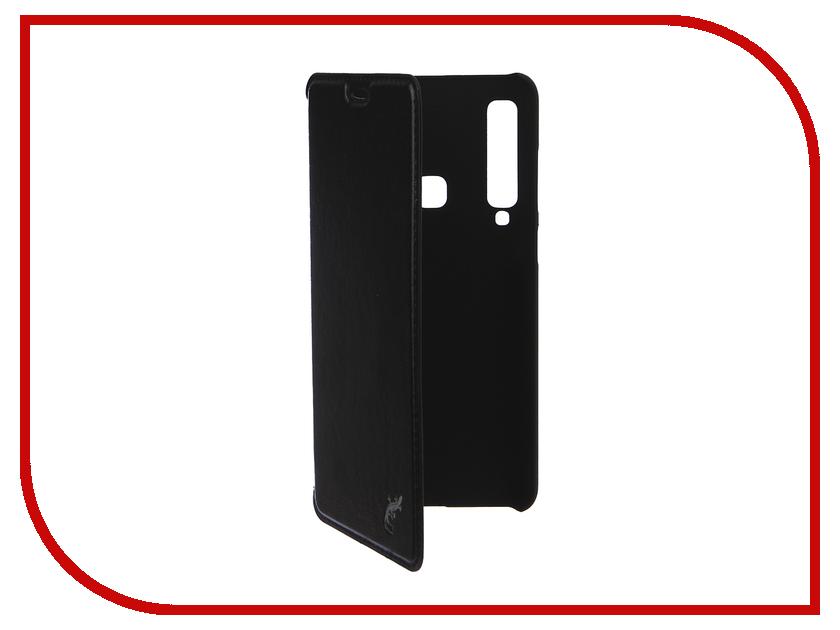 Купить Аксессуар Чехол для Samsung Galaxy A9 2018 SM-A920F/DS G-Case Slim Premium Black GG-1010