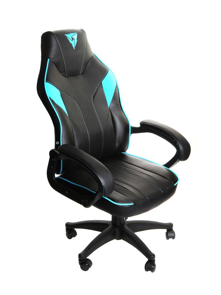 компьютерное кресло aerocool ac40c air black red Компьютерное кресло ThunderX3 TX3-EC1BC EC1 Black-Cyan AIR