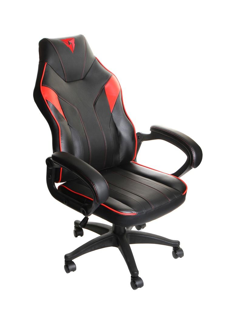 компьютерное кресло aerocool ac40c air black red Компьютерное кресло ThunderX3 TX3-EC1BR EC1 Black-Red AIR