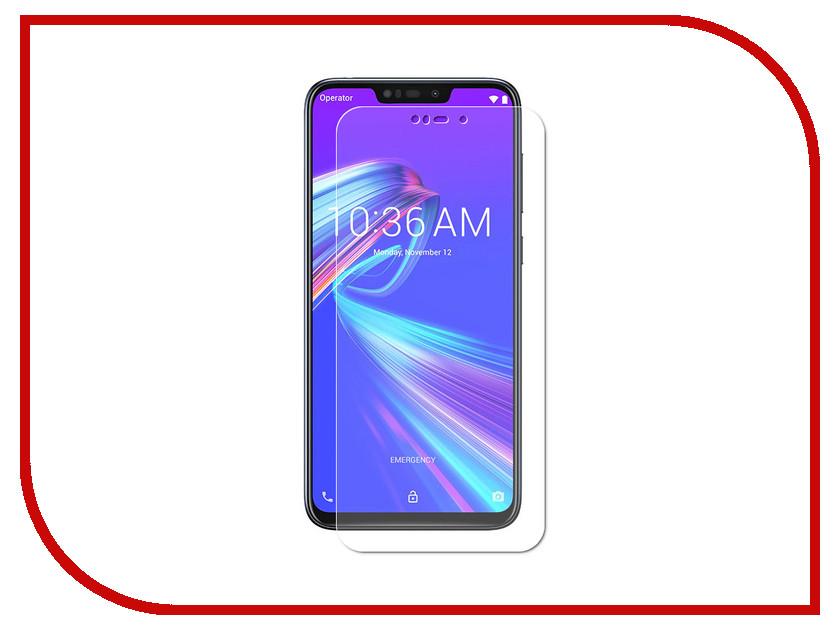 Купить Аксессуар Защитная пленка для ASUS ZenFone ZB633KL LuxCase На весь экран Transparent 89179