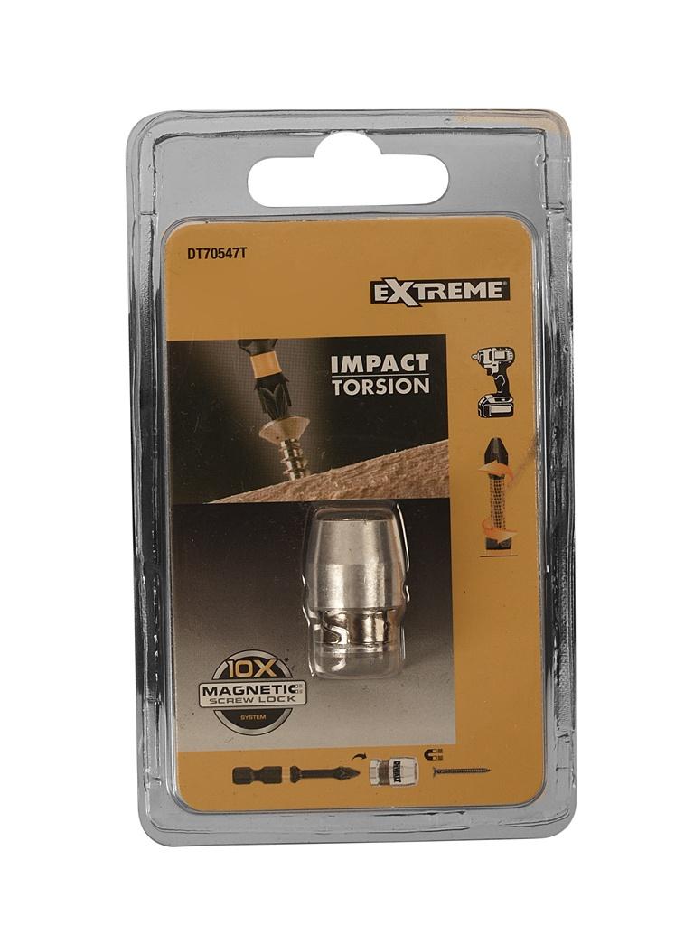магнитный держатель для ножей tima 330x45mm grey pmk 2 Магнитный держатель для бит DeWALT DT70547T-QZ