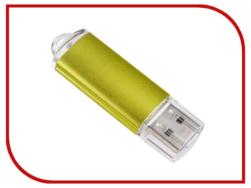Купить USB Flash Drive 32Gb - Perfeo E01 Gold PF-E01Gl032ES