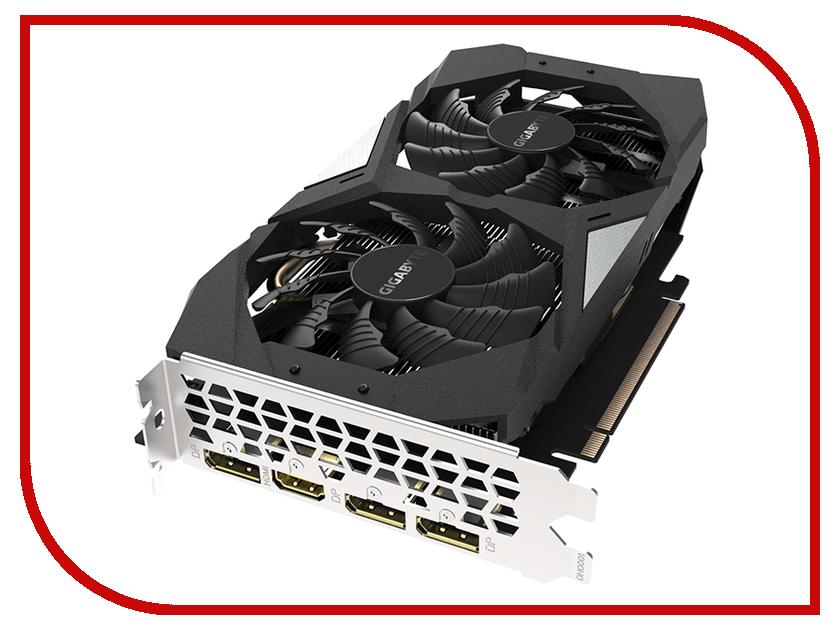 Купить Видеокарта GigaByte GeForce GTX 1660 Ti OC 6G 1800Mhz PCI-E 3.0 6144Mb 12000Mhz 192 bit HDMI 3xDP GV-N166TOC-6GD