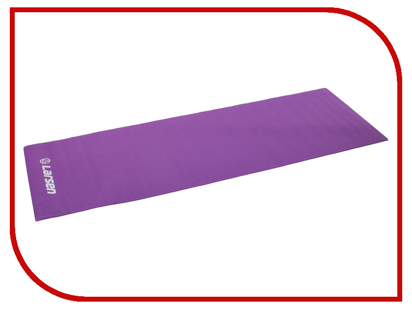 Коврик Larsen PVC 173x61x0.6cm Violet 354075  - купить со скидкой