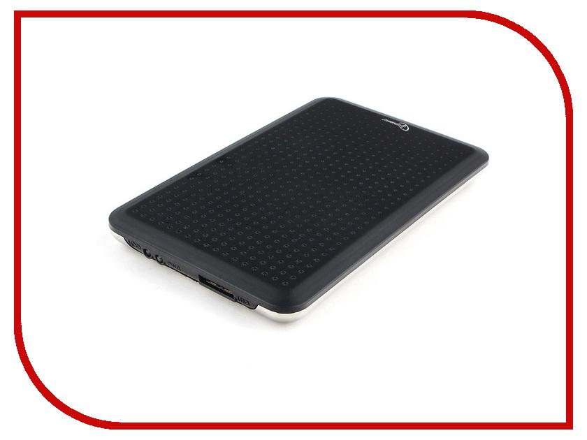 Купить Внешний корпус Gembird EE2-U3S-60 USB 3.0 Black