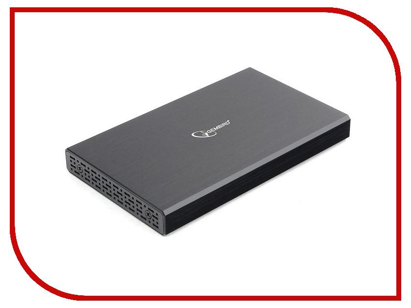 Купить Внешний корпус Gembird EE2-U3S-55 USB 3.0 Black