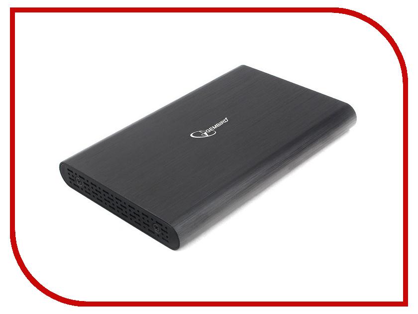 Купить Внешний корпус Gembird EE2-U3S-50 USB 3.0 Black
