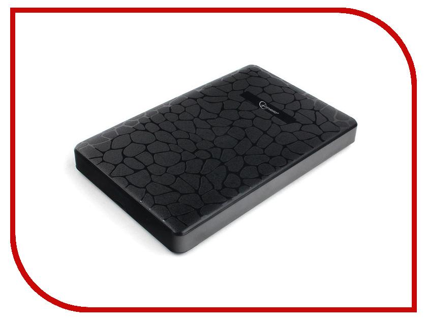 Купить Внешний корпус Gembird EE2-U3S-30P USB 3.0 Black
