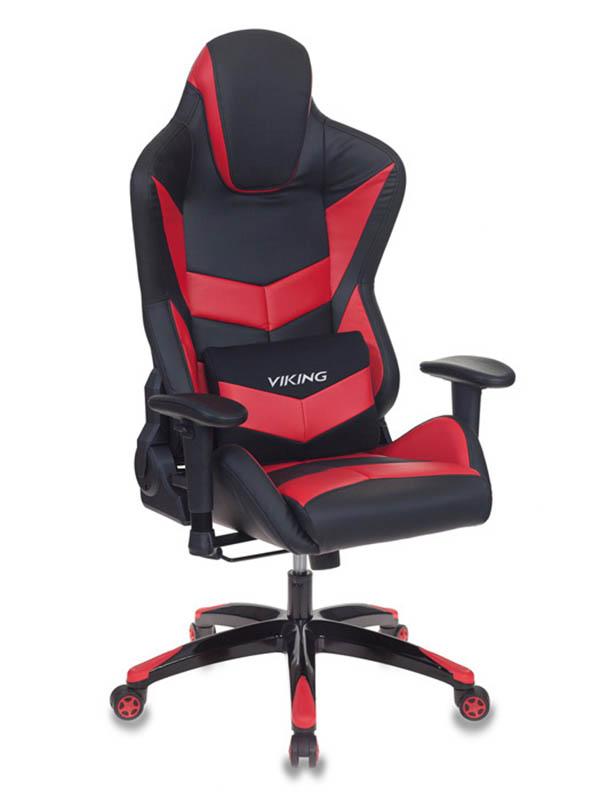 компьютерное кресло бюрократ ch 479 brown 1111448 Компьютерное кресло Бюрократ CH-773N Black-Red